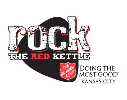 Salvation Army Kansas City Rock the Red Kettle