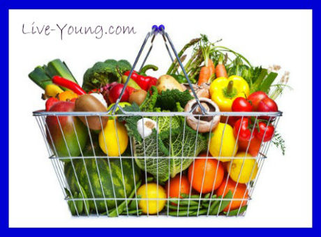 alkaline-vegatables-fruits