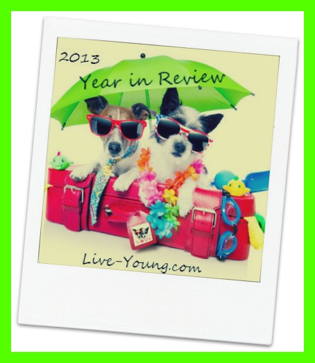 2013 Year In Review Live Young Com Live Young Lou Ann
