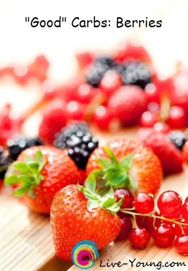 good carbs berries on Live-Young.com