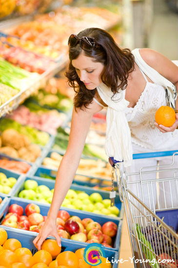 Organic, Natural, Healthy, GMO and more confusing food label claims | new blog post on Live-Young.com