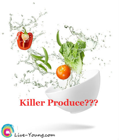 Is Your Produce Killing You? | new blog post on Live-Young.com