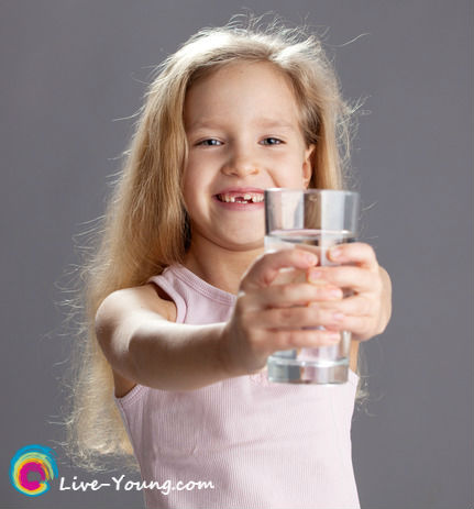 Hydrate or face the consequences | new blog post on Live-Young.com
