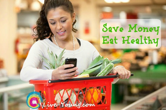 Shopping in the Raw: Save Money Eat Healthy | new post on Live-Young.com #rawfoods #mystrategicshopping