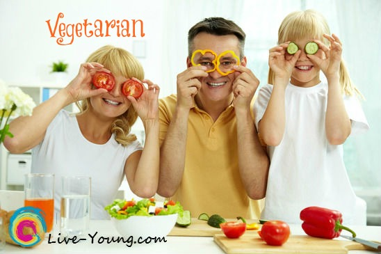 Live Younger: Become a Vegetarian | new post on Live-Young.com