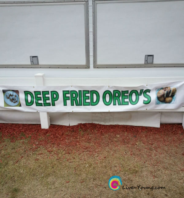 Deep Fried What...Oreo's? | new post on Live-Young.com #friedfood