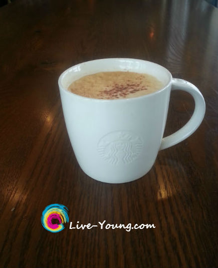 #PSL Ending the Pumpkin Spice Latte Addiction? | new post on Live-Young.com
