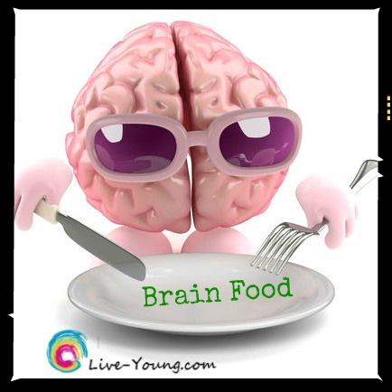 12 Brain Boosting Super Foods | new post on Live-Young.com #brainfood
