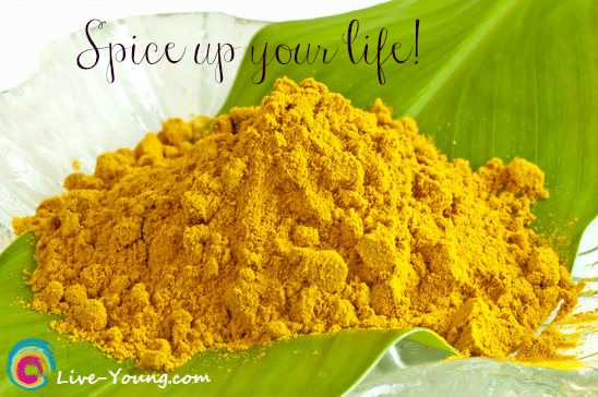 Spice Up Your Life with Turmeric | new  on Live-Young.com