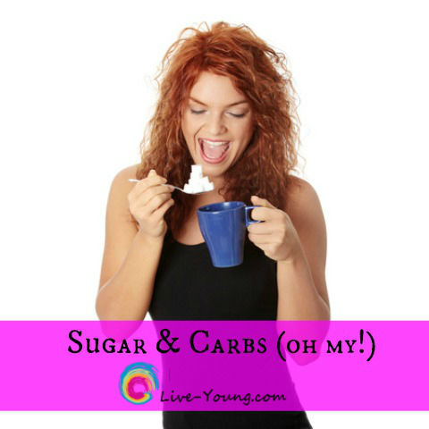 Sugar & Carbs the Effects on Hypoglycemia | new on Live-Young.com #sugar