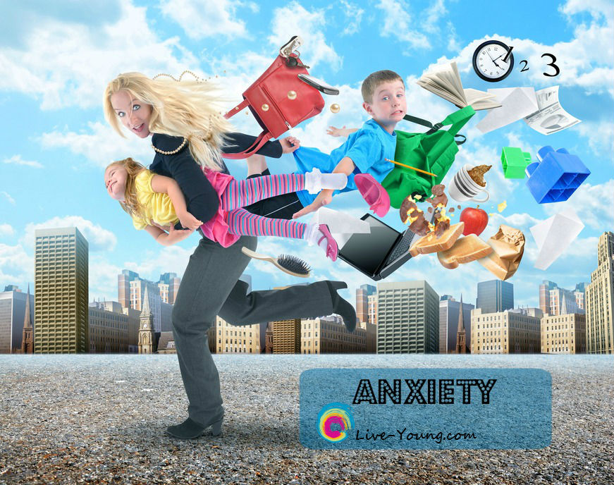 How Food Explodes or Soothes Your Anxiety Level   new on Live-Young.com