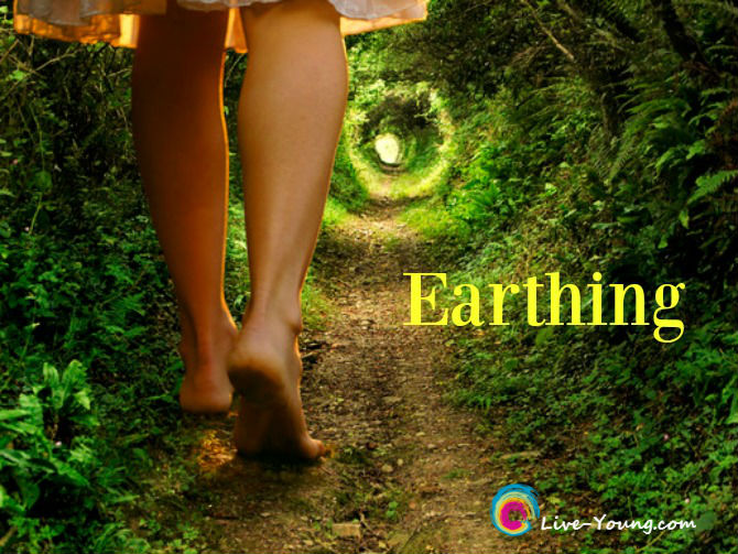 5 Ways to Use Earthing to Boost Your Health | new on Live-Young.com