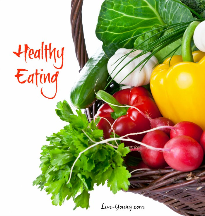Healthy Eating: 10 Simple Ways to Start | new on Live-Young.com #healthyeating